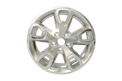 塔塔汽车铝合金轮毂